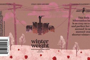 Stony Creek Winter Weight Chocolate Raspberry Porter