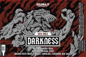 Surly 2019 Mole Darkness Russian Imperial Stout