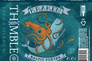 Thimble Island Kraken Baltic Porter