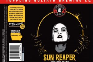 Topping Goliath Sun Reaper Double IPA