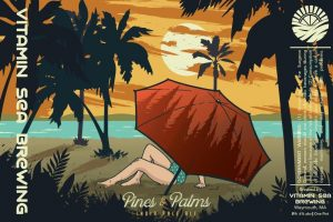 Vitamin Sea Pines and Palms IPA