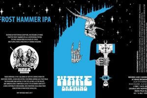 Wake brewing Frost Hammer IPA