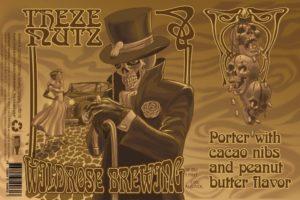 Wildrose These Nutz Porter