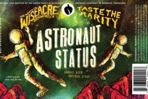 Wiseacre Astronaut Status Imperial Stout