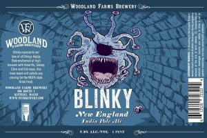 Woodland Farms Blinky NEIPA