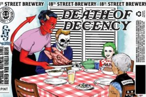 18th Street Death Of Decency Imperial Stout
