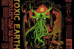 Abomination Brewing Company Toxic Earth DIPA