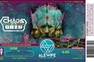 Alewife Brewing Company Chaos Gozu Gose