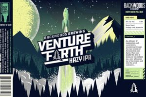 Backwoods Brewing Venture Forth Hazy Ipa