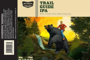 Big Boss Brewing Co Trail Guide IPA