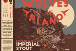 Birds Fly South Ale Project Wolves In The Piano Imperial Stout
