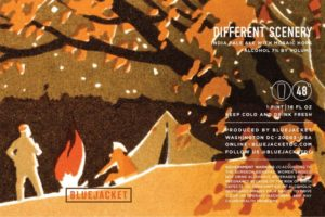 Bluejacket Different Scenery IPA