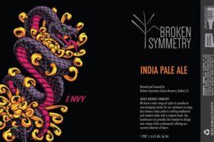 Broken Symmetry Envy IPA