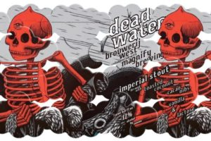 Brouwerij West Dead Water Imperial Stout