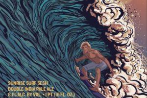 Civil Society Sunrise Surf Sesh DIPA