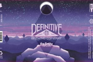 Definitive Brewing The Entity TIPA