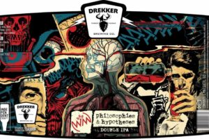 Drekker Brewing Company Philosophies & Hypotheses DIPA