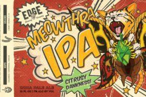 Edge Brewing Meowthra IPA