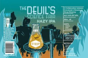 Everybodys Brewing The Devils Science Fair IPA