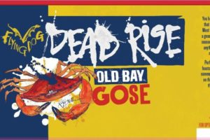 Flying Dog Brewery Dead Rise Old Bay Gose