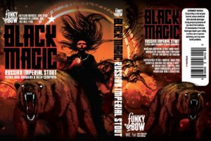 Funky Bow Black Magic Imperial Stout