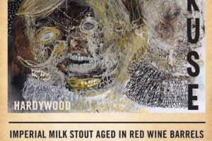 Hardywood Park Craft Brewery Ruse Imperial Milk Stout