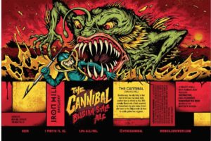 Iron Hill Brewery The Cannibal Belgian Ale
