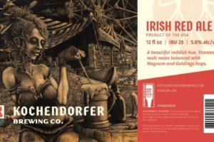 Kochendorfer Brewing Irish Red Ale