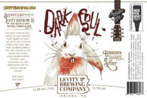 Levity Brewing Dark Soul BA Stout