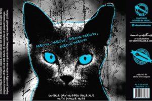 Mikerphone Meow, Meow, Meow-Meow, Meow-Meow Pale Ale
