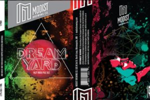 Modist Brewing Dreamyard Hazy IPA