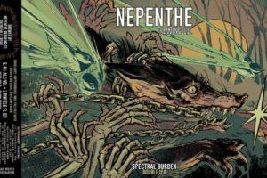 Nepenthe Brewing Co Spectral Burden DIPA