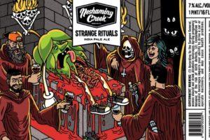 Neshaminy Creek Strange Rituals IPA