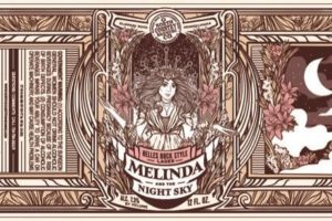 North Country Brewing Melinda And The Night Sky Helles Bock