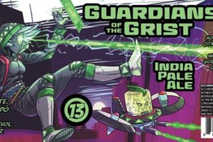 Odd 13 Guardians Of The Grist IPA