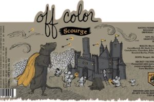 Off Color Brewing Scourge Imperial Stout