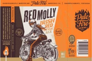 Pale Fire Brewing Red Molly Irish Red