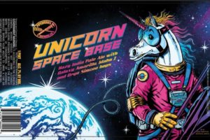 Pipeworks Brewing Co Unicorn Space Base IPA