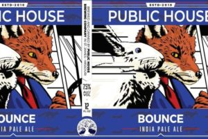 Public House Brewing Company Bounce IPA