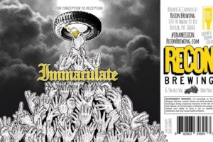 Recon Brewing Immaculate IPA