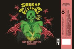 Resident Culture Brewing Seer Of Visions DIPA