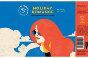 Roaring Table Brewing Holiday Romance Lager