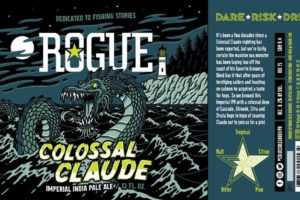 Rogue Ales Colossal Claude IIPA
