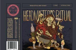 Round Guys Headmasters Ritual Stout