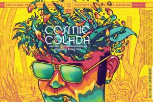 Southern Prohibition Brewing Cosmic Colada Sour