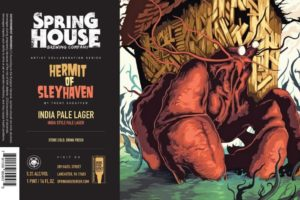 Spring House Brewing Hermit Of Sleyhaven IPL