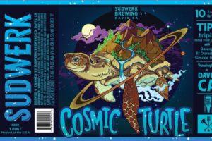 Sudwerk Cosmic Turtle TIPL