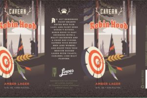 The Cavern Robin Hood Amber Lager