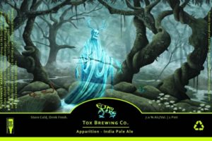 Tox Brewing Apparition IPA