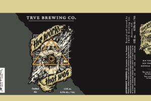 Trve Brewing The World That Was Dubbel Ale